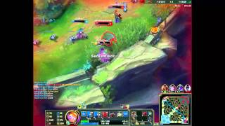 League of Legends #4 Bot pre