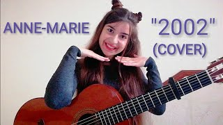 Download Lagu Anne-marie - 2002 / COVER by Talia Gratis STAFABAND
