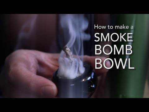 Time Bomb Weed Bowl Marijuana Tips and Tricks with Bogart #27