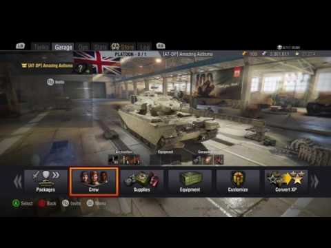 World of Tanks Xbox: Update 3.3 Overview