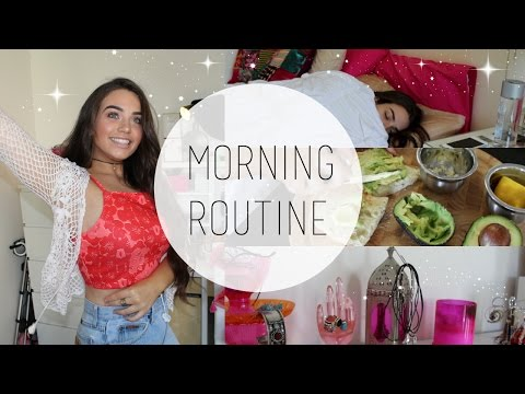 ✿ MY MORNING ROUTINE ✿