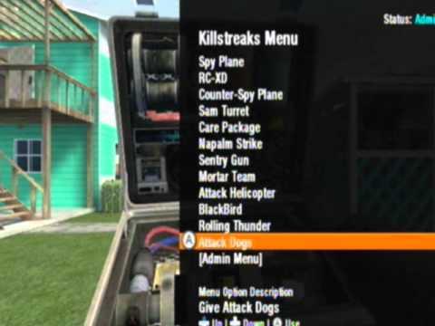 WII Black Ops Multiplayer Mod Menu Rewind Mods v2