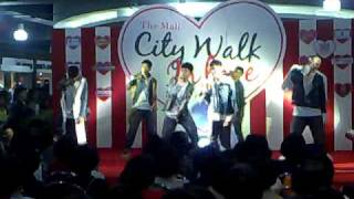 Only You + 10/10 + I Hate You by Mini ParaDize @ City Walk The Mall 100213