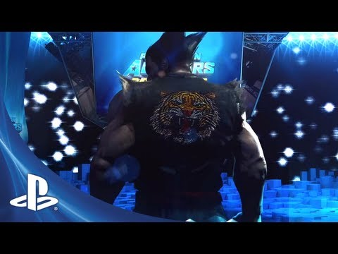 PlayStation® All-Stars Battle Royale Heihachi Mishima Trailer