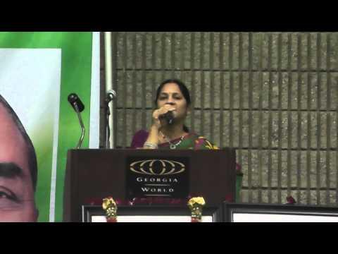 Narayanathe Namo Namo  ... Annamayya Keertana at 65th YSR Jayanthi...