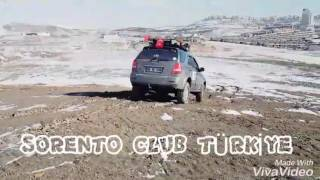 KİA SORENTO CLUB TÜRKİYE/OFF ROAD