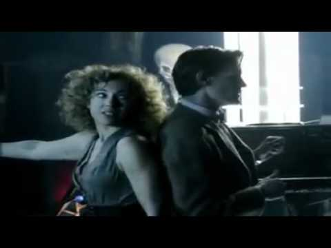 river song Flirting with the doctor
