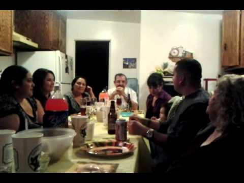 Speach At The Table...bro video