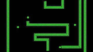 Arcade Game: Comotion (1976 Gremlin) [Re-Uploaeded]