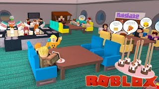 DELICIOUS FOOD FOR YOUR FACE - ROBLOX RESTAURANT TYCOON