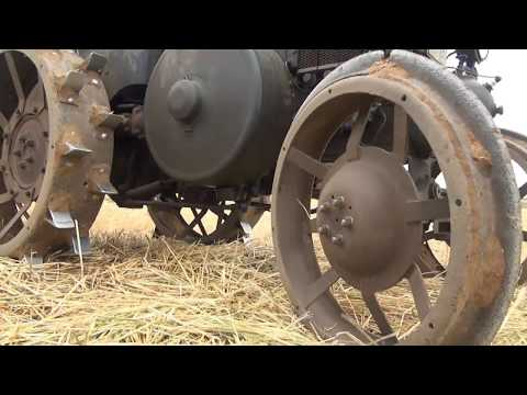 Lanz Bulldog - Ackerräder abbauen - Heavy Metal