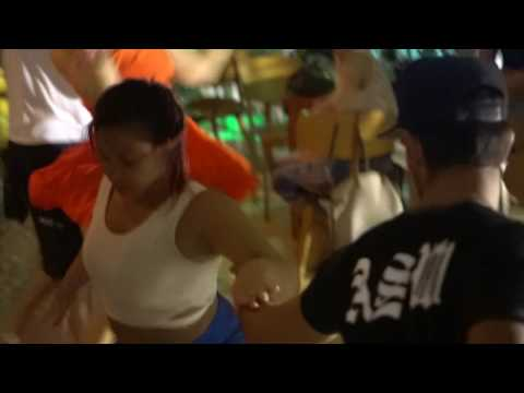 00265 ZoukMX 2016 Social dance Thayna and Leo ~ video 1 by Zouk Soul