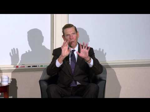 Dean's Executive Leadership Series - Ed Wedbush - Part 2