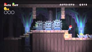 New Super Mario bros Wii 2 The Next levels - Playthrough Part 5
