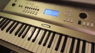 Kraft Music Yamaha Ypg Keyboards