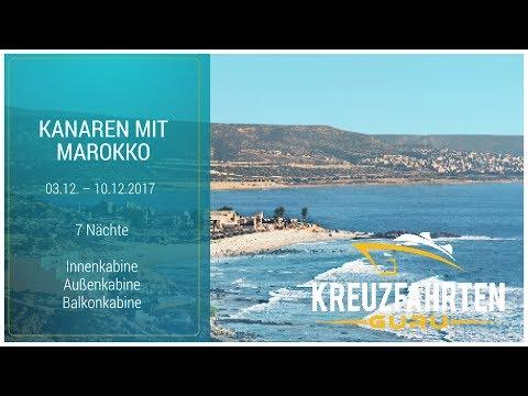 TUI Cruises – Angebot der Woche 27-C – KANAREN mit MAROKKO – Mein Schiff 4 ab 1095€ inkl. Flug