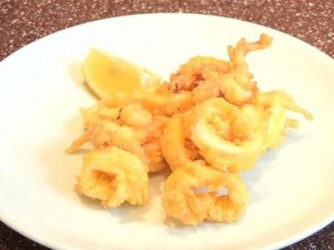 How To Make Delicious Fried Calamari