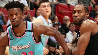 LA Clippers vs Miami Heat Full Game Highlights | January 24, 2019-20 NBA Season