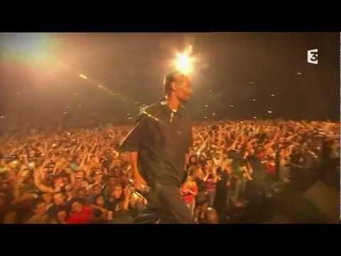 Snoop Dogg - Regulate feat.Warren G - Paris Zénith 2011