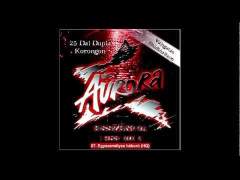 Aurora - 2012 Esszencia Egyszemélyes Háború (HQ)
