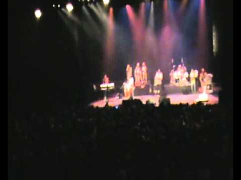 roots time Burning Spear Bruxelles Theatre national 2010