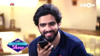 Amaal Malik On His Fans Journey More Thugs Of Hindostan Movie Review Zoom Weekend Show