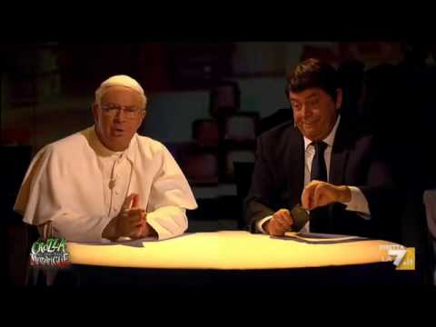 Matteo Renzi e i consigli di Papa Francesco