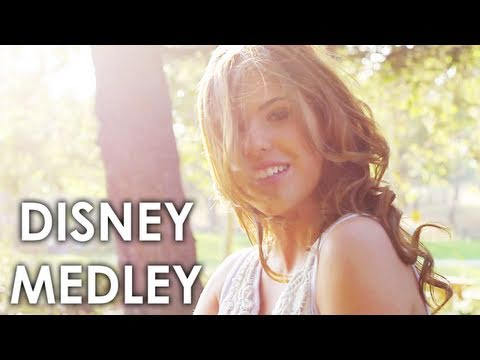 Disney Medley - EPIC EDITION (Jervy Hou & Bri Heart Cover)