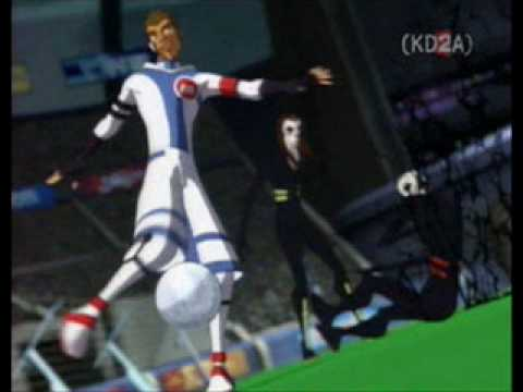 Galactik Football Soundtrack: Track 2 - Glaciation video