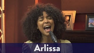 "Arlissa - ""Hearts Ain't Gonna Lie"" (Live)"