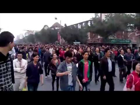 China: so corrupt even the police are protesting