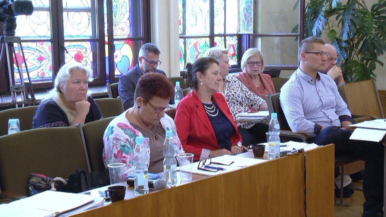 LI sesja Rady Miejskiej, część III