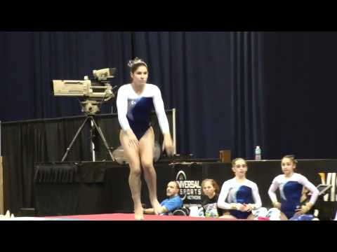 Ariana Guerra - Vault - 2012 Secret U.S. Classic