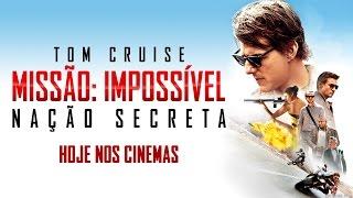Missão: Impossível - Nação Secreta | TRAILER OFICIAL | Leg | Paramount Pictures Brasil