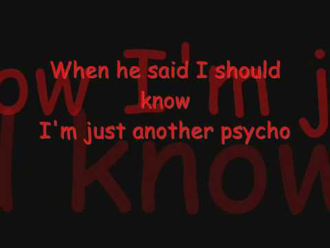 Motley Crue - Just Another Psycho