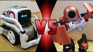 Cozmo VS RoboHero (ROBOT DEATH BATTLE!)
