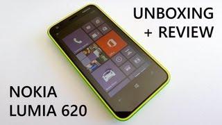 Unboxing e recensione Nokia Lumia 620 con Windows Phone 8