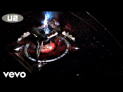 U2 - I'll Go Crazy If I Don't Go Crazy Tonight (Live)
