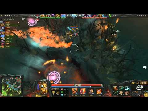 Mouz vs SSD, SLTV Star Series S8, Day 5, Game 3