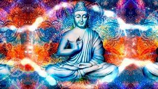396 hz ॐ︎ OVERCOME all FEARS ॐ︎ Lotus Buddha Cosmic mandala Meditation Music ॐ︎
