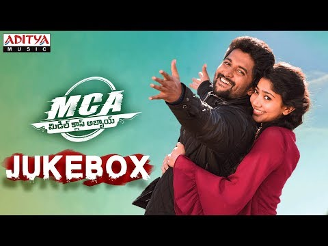 MCA Songs Jukebox   MCA Movie Songs   Nani, Sai Pallavi   DSP   Dil Raju   Sriram Venu