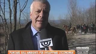 video BASSANO TG-lunedì 26 gennaio 2015) - Puntare sull'ambiente per sviluppare l'economia del nostro territorio. Ne è convinto il ministro all'ambiente Gianluca G...