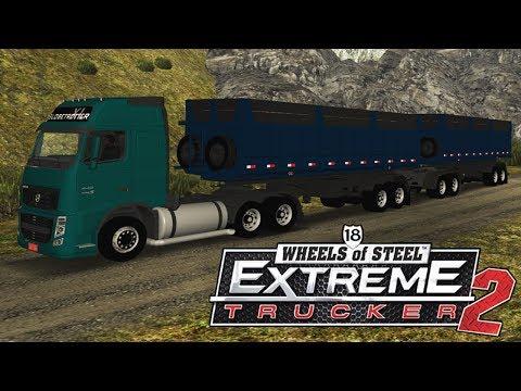 18 WoS Extreme Trucker 2 - Dirigindo Bitrem