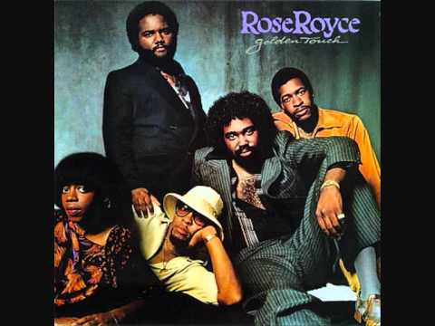 Rose Royce - Golden Touch - YouTube