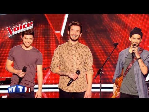 The Voice 2016 | Arcadian - Carmen (Stromae) | Blind Audition