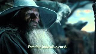 Trailer 2 - The Hobbit - The Desolation of Smaug 3D - subtitrat in romana