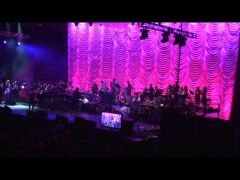 Berklee Commencement Concert 2013 ''Natural Woman''
