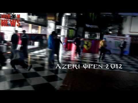 URBAN NEWS : Azeri Open 2012 Breakdance Championship │ 11.03.12