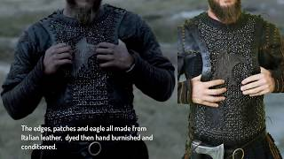 Hand made Ragnar lothbrok costume