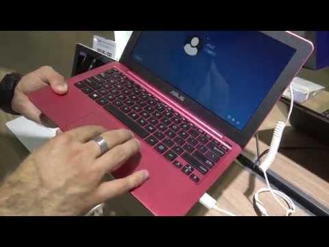 Asus EeeBook E202 Hands On [4K UHD]